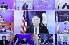 [Video] Tăng cường quan hệ ngoại giao ASEAN-Hoa Kỳ, ASEAN-Canada