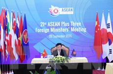 Các nước ASEAN+3 mong muốn đẩy mạnh hội nhập kinh tế khu vực
