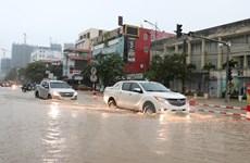 Bắc Bộ giảm mưa, vùng núi vẫn nguy cơ lũ quét, Hà Nội có mưa rào, dông