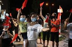 [Video] Thành phố Hải Dương kết thúc cách ly y tế phố Ngô Quyền