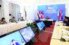 Tăng cường vai trò phụ nữ ASEAN vì hòa bình, an ninh khu vực, thế giới