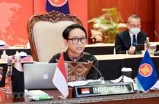 Indonesia kêu gọi đưa ARF thành một phần giải pháp an ninh khu vực