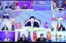 AMM 53: Thái Lan đề nghị cơ chế tham vấn trong khuôn khổ ARF