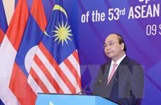 Thúc đẩy cộng đồng ASEAN đồng thuận và đoàn kết với các đối tác
