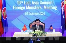 AMM 53: Bộ Ngoại giao Lào đánh giá cao công tác tổ chức của Việt Nam