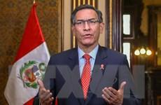Quốc hội Peru thông qua kiến nghị luận tội Tổng thống cản trở điều tra