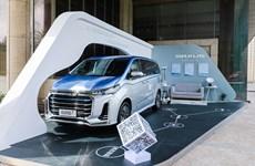 SAIC Motor dự định giới thiệu 10 mẫu ôtô chạy bằng hydro vào năm 2025