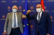 """EU đánh giá quan hệ với Thổ Nhĩ Kỳ trong """"bước ngoặt nhạy cảm"""""""