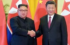 Nhà lãnh đạo Triều Tiên cam kết tiếp tục hợp tác với Trung Quốc