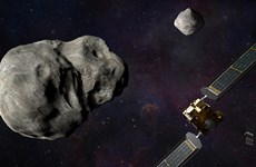 ESA hợp tác NASA ngăn chặn tiểu hành tinh va chạm Trái Đất