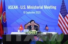 Quan chức Mỹ đánh giá cao nỗ lực của Việt Nam khi làm Chủ tịch ASEAN