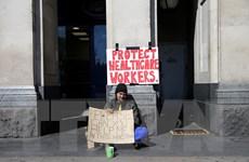 Số lao động xin trợ cấp thất nghiệp tại Mỹ tiếp tục giảm