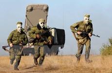 Nga-Belarus tập trận, Mỹ-Ukraine cũng phô trương sức mạnh
