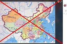 Xử phạt người nước ngoài đăng bản đồ Việt Nam sai chủ quyền