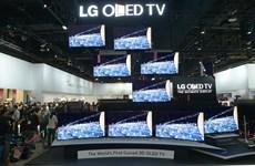Người tiêu dùng Mỹ hài lòng nhất với các sản phẩm điện tử của LG