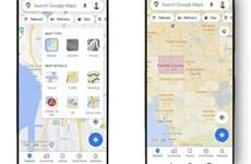 Google Maps thêm tính năng cập nhật bản đồ dịch bệnh COVID-19