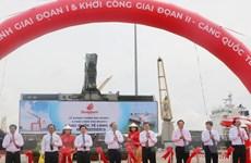 Khánh thành giai đoạn 1 và khởi công giai đoạn 2 Cảng Quốc tế Long An