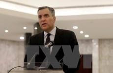 Liban: Thủ tướng từ chức do không thành lập được chính phủ mới
