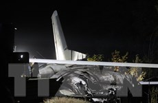 Rơi máy bay quân sự: Ukraine điều tra các vi phạm quy tắc bay