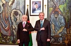 Quan chức Afghanistan tới Pakistan thúc đẩy hòa đàm với Taliban