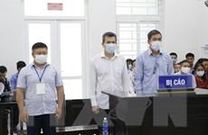 """Xét xử vụ án """"Lập quỹ trái phép"""" tại Ban Quản lý dự án Nghi Sơn"""