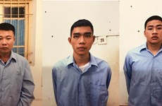 Đối tượng dùng súng cướp tiền tại Techcombank Sóc Sơn lĩnh 23 năm tù