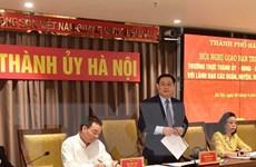 Hà Nội đặt mục tiêu tăng trưởng quý 4 năm 2020 từ 5,0% trở lên