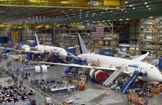 Boeing cắt giảm quy mô sản xuất dòng máy bay hạng sang 787 do dịch