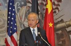 Trung Quốc mong muốn phát triển quan hệ tốt đẹp và ổn định với Mỹ