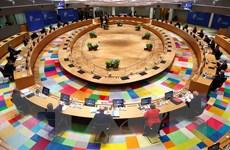 Các nhà lãnh đạo EU nhất trí trừng phạt Belarus, cảnh cáo Thổ Nhĩ Kỳ