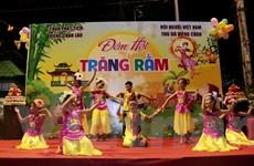 Tết Trung thu ý nghĩa của con em Việt kiều ở thủ đô Vientiane của Lào