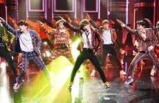 """MV ca nhạc """"DNA"""" của BTS cán mốc 1,1 tỷ lượt xem trên kênh YouTube"""
