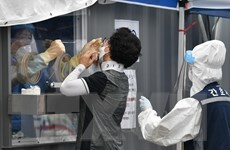 Hàn Quốc ngày thứ 5 liên tiếp ghi nhận số ca mắc mới dưới 100