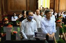 Kháng nghị, kháng cáo liên quan vụ xét xử nguyên Phó Chủ tịch TP.HCM