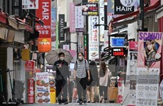 Hàn Quốc ghi nhận hơn 100 ca mắc mới, Trung Quốc thêm 7 ca nhập cảnh