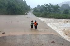 Thủ tướng ra Công điện chỉ đạo tập trung đối phó mưa lũ tại miền Trung