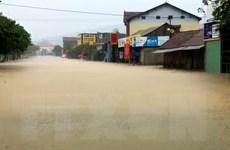 Cảnh báo khả năng xảy ra lốc xoáy trên biển, lũ lụt trên đất liền
