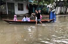 Quảng Nam: Nhiều công trình, tài sản của người dân bị thiệt hại do mưa