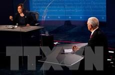 COVID-19 chi phối cuộc tranh luận giữa hai ứng cử viên phó tổng thống