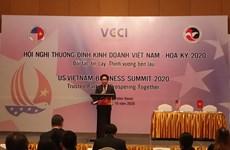 Nâng tầm quan hệ hợp tác thương mại song phương Việt Nam-Hoa Kỳ