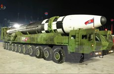 Chuyên gia: Triều Tiên dùng công nghệ hiện đại nhất chế tạo ICBM mới
