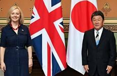 Nhật Bản và Anh chuẩn bị ký kết thỏa thuận thương mại chính thức