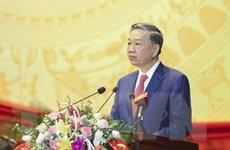Bộ trưởng Tô Lâm tham dự Đại hội đại biểu Đảng bộ tỉnh Điện Biên