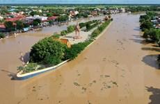 Campuchia: Nguy cơ vỡ đập ở Kampong Speu, gián đoạn quốc lộ huyết mạch