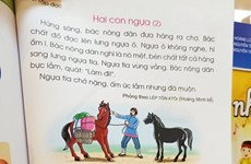 [Video] Sai sót trong sách Tiếng Việt lớp 1: Trách nhiệm thuộc về ai?