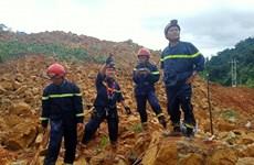 [Video] Diễn biến công tác cứu nạn tại sự cố thủy điện Rào Trăng 3