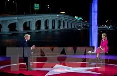 Bầu cử Mỹ: Lập trường của hai ứng cử viên tổng thống sau màn hỏi đáp
