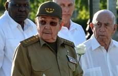 Nhà lãnh đạo Triều Tiên gửi thư cho cựu Chủ tịch Cuba Raul Castro