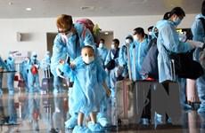 Dịch COVID-19: Đưa 340 công dân Việt Nam từ Na Uy về nước an toàn