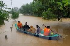 Trung Bộ tiếp tục có mưa to đến rất to, nguy cơ xảy ra lũ quét, sạt lở